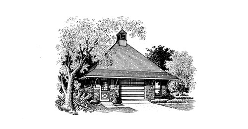 Garage 102 for Breland homes website