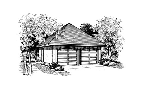 Garage 103 for Breland homes website