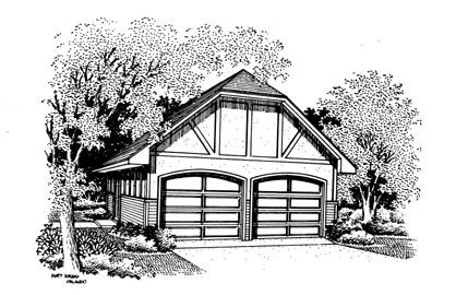 Garage 106 for Breland homes website