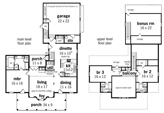 2114 icf for Breland homes website