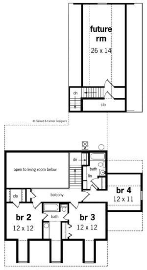 2607 for Breland homes website