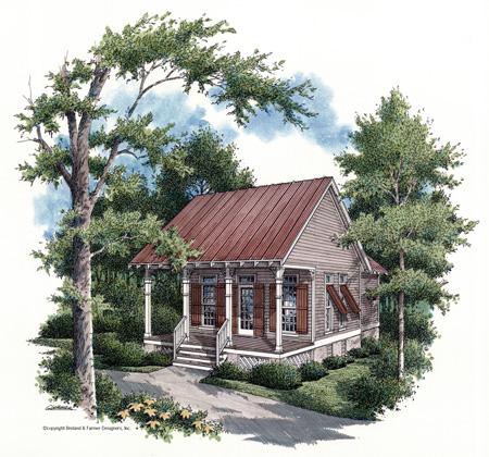 Eb 500 for Breland homes website
